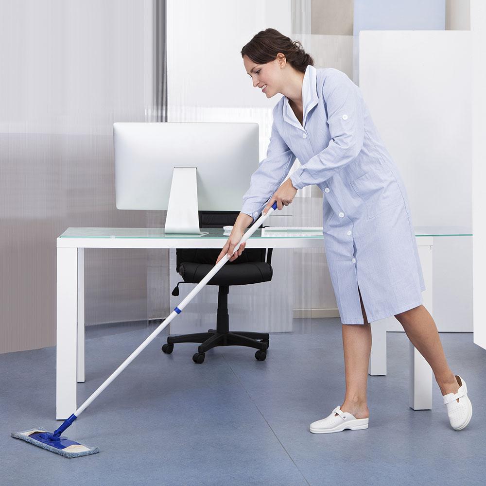 Entreprise de nettoyage professionnel de bureau